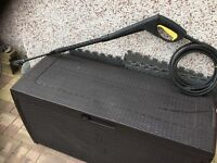 Karcher power washer hose and accessories