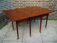 FREE DELIVERY Antique Gate Leg Table Vintage Furniture