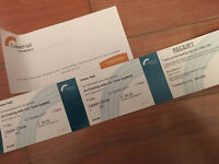 Col Chris Hadfield in Usher Hall tickets x 2