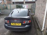 Mazda 6 for sale spares or repair. Steering rack fault. £350