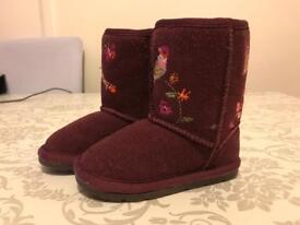 Next Girls Boots
