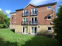 Large 2 bedroomed top floor furnished apartment