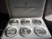 Original Fürstenberg Untersetzer in limitierter Edition Nordrhein-Westfalen - Lügde Vorschau