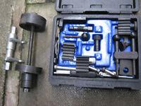 job lot vag timing tools and bush tool