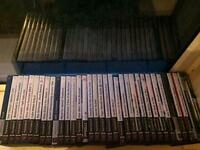 32 play station 2 games