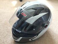 Moto bicycle jacket + Helmet & Golves