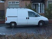 Citreon Dispatch 53 reg - owned 10 years - 76k - fab van - new mot - cambelt & w pump done