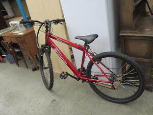 MONGOOSE Bike with Lock - Used, Excellent condition