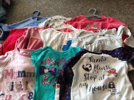 Large bundle 9-12 month clothes