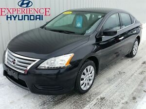2015 Nissan Sentra 1.8 S GREAT VALUE ON THIS WITH AWESOME FUEL