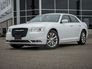 2016 Chrysler 300 Limited| AWD| Heated Leather Seats| Rear View