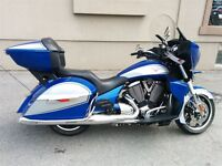 2014 Victory Motorcycles Cross Country Tour