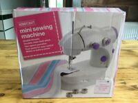 Hobby Craft Mini Sewing Machine for sale  Droitwich, Worcestershire