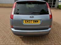 Ford Focus C Max, Made in 2007, 1.8 Petrol, 79 000 mileage, Next Mot 7/05/2019 . Nice and clean
