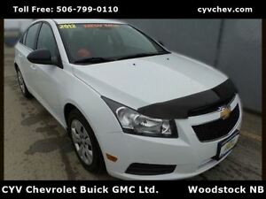 2012 Chevrolet Cruze LS - $6/Day - Automatic, AC & XM