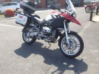 A classic BMW R1200GS for reluctant sale!