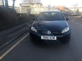 Volkswagen Golf tdi 12 months mot full service history low milge warranty milge cheap road tax