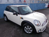 PART X DIRECT OFFERS THIS VERY CLEAN MINI COOPER DIESEL WITH NEW MOT +WARRANTY FINANCE AVAILABLE !