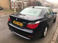BMW 520i 2004 model low mileage (bargain)