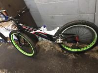 "Ashton Justice 26"" trial bike"