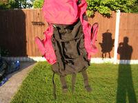 rucksack/backpack brand new unused