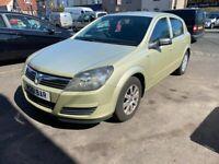 Vauxhall Astra 1.6 Petrol Manual 5 Door Hatchback Gold Fantastic Car