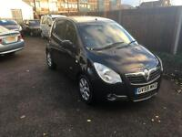 Vauxhall agila 2009-1.2 automatic-only 16k miles-cheap insurance £30 tax-part exchange welcome