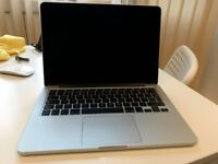 MacBook Pro (Retina 13-inch Early 2015) plus Magic Mouse