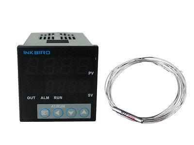 Inkbird Itc-106rl Digital Pid Temperature Controller Pt100 Fahrenheit 12v 24v