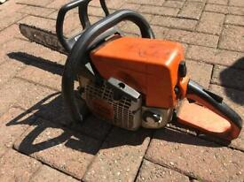 Stihl chainsaw ms210