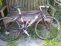 Trek lady's or teenager's road bike