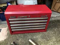 Sealey tool box