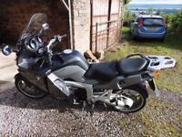 BMW K1200 GT 2007 Model, 12 months MOT Excellent reliable tourer.