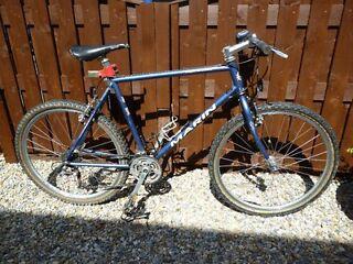 Marin muirwoods retro 21 speed mountain bike Very rare