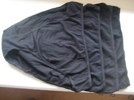 NEW - 4 PAIRS M&S COTTON KNICKERS - SIZE 16 - (Kirkby in Ashfield)...