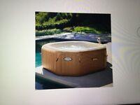 Intex pure spa hot tub ,