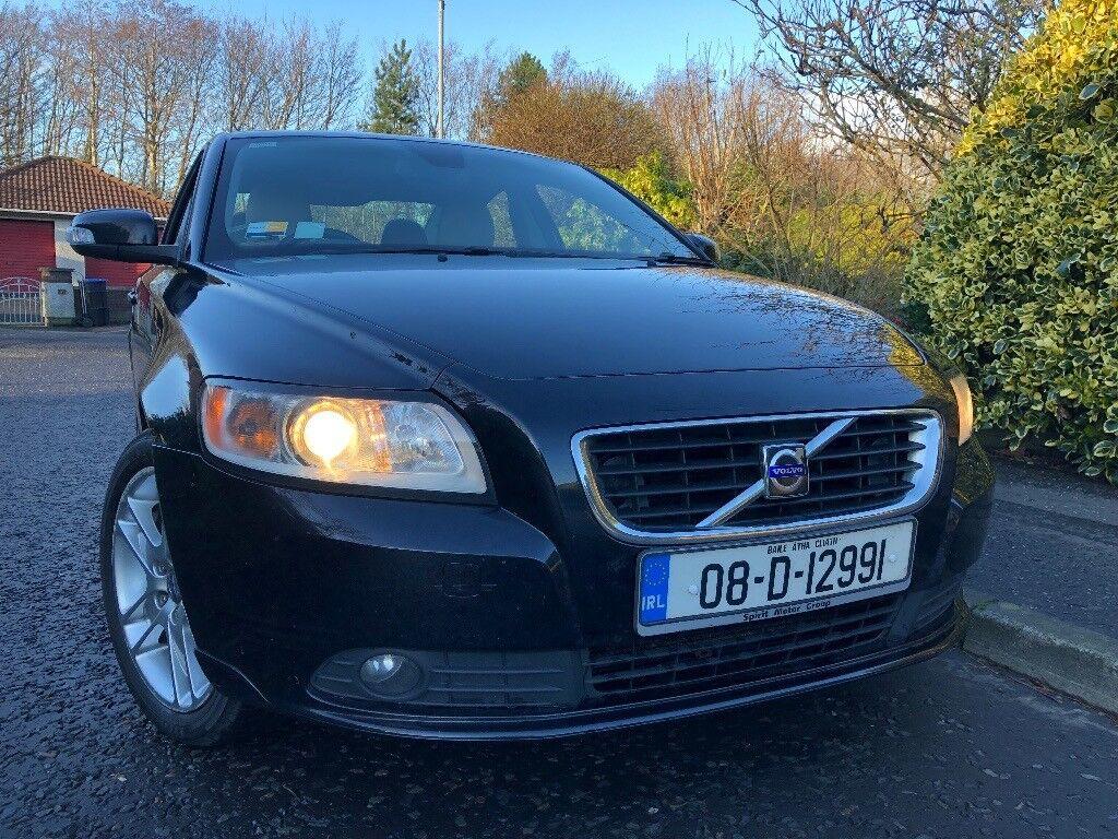 2008 Volvo S40 18 Flexifuel Se Irish Registration Fsh In Antrim Fuel Filter Location