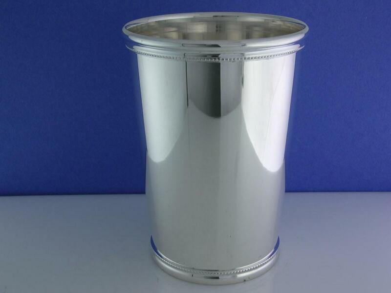 Sterling TIFFANY & CO Mint Julep Cup no.390 ~no mono ~mint cond