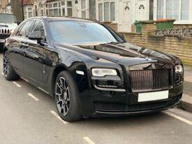 Black Rolls Royce, Black Wedding Car, Wedding Car Hire, Rolls Royce Phantom Hire, Rolls Royce Ghost