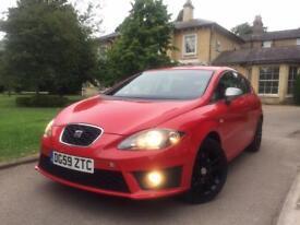 2009 59 Seat Leon 2.0 TDI FR 170BHP+HPI CLEAR+BARGAIN+PX+SWAP+