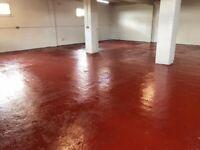 2,000 sqft workshop/ Storage unit to let Near Kirkcaldy