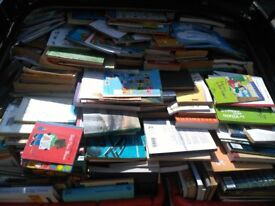 Over 1000 Books, All Genres