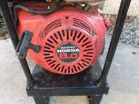 honda gx240 generator 5.9kva