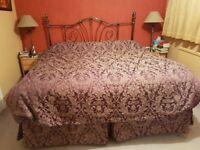Christy Sicily Damson Bed Linen