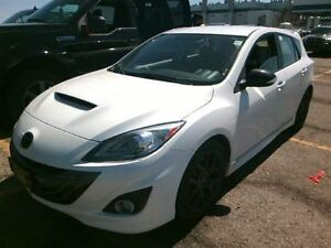 2013 Mazda Mazdaspeed3 MSP3 w/Navigation| Leather| Rear Cam