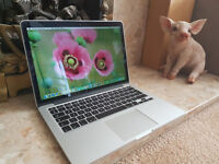 "2015 Macbook Pro Retina 13"" Warranty Swap a Slim 27"" Apple iMac"