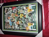Celtic F.c Picture Frame