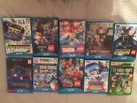 Nintendo Wii u games bundle