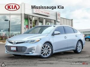 2013 Toyota Avalon Limited LEATHER|SUNROOF|BACK UP CAM|HTD SEATS