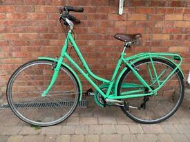 Claud Butler Covent Garden Green Ladies' Heritage Bike